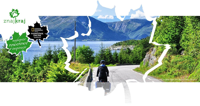 Rowerem nad Sognefjordem