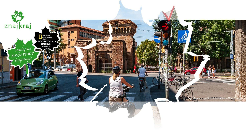 Rowerem po Bolonii