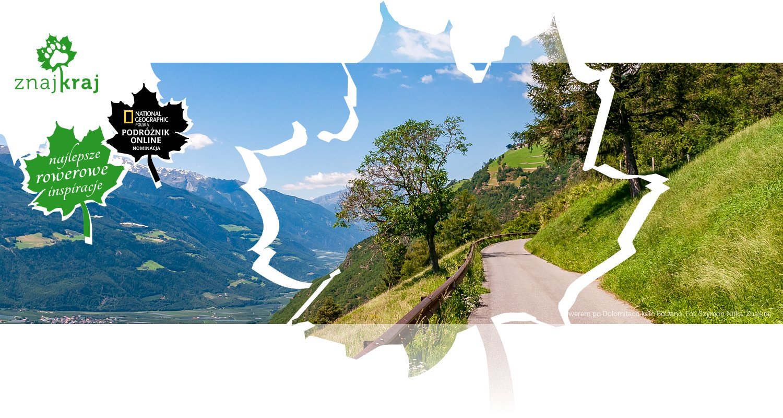 Rowerem po Dolomitach koło Bolzano