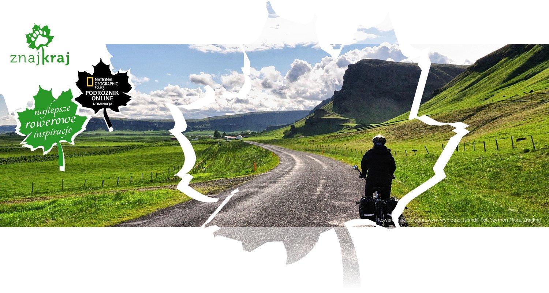 Rowerem po południowym wybrzeżu Islandii