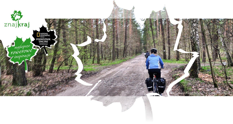 Rowerem przez Puszczę Bydgoską