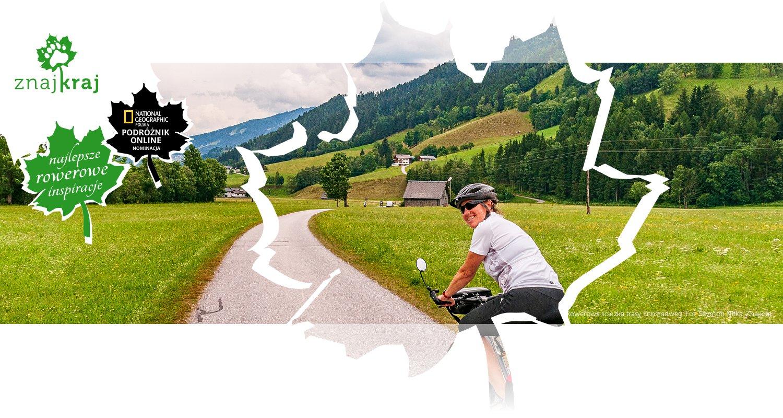 Rowerowa ścieżka trasy Ennsradweg