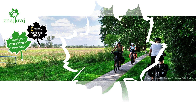 Rowerowa trasa Havelradweg