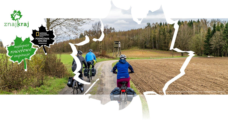 Rowerowa trasa na Wzgórzach Dylewskich