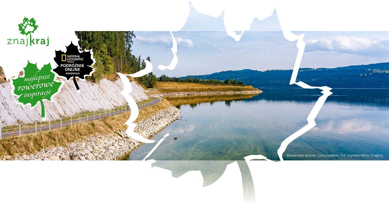 Rowerowe Jezioro Czorsztyńskie