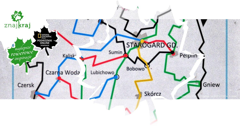 Rowerowe szlaki na Kociewiu