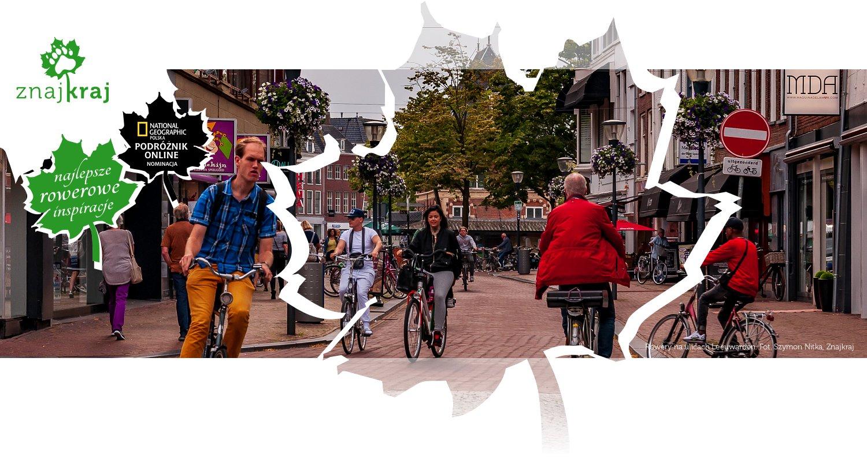 Rowery na ulicach Leeuwarden