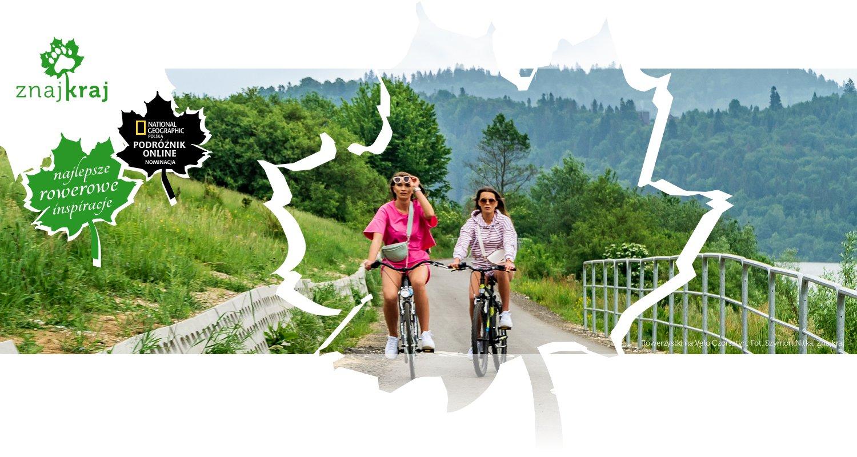 Rowerzystki na Velo Czorsztyn