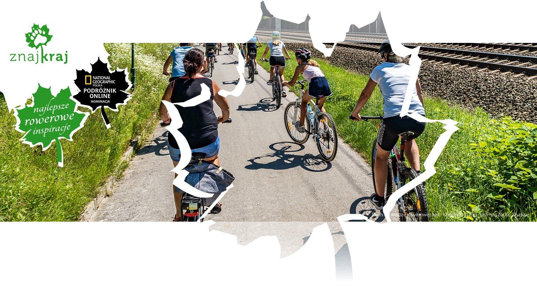 Ruch na drodze rowerowej koło Klagenfurtu