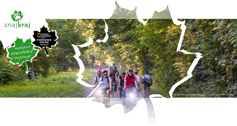 Ruch na drodze rowerowej w Lipsku