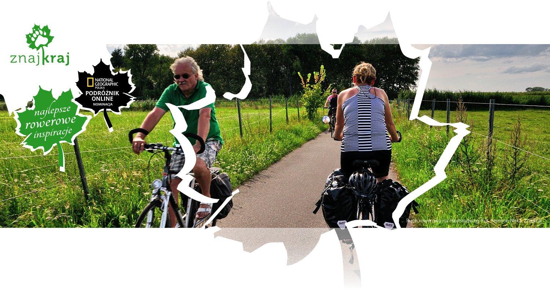 Ruch rowerowy na Havelradweg