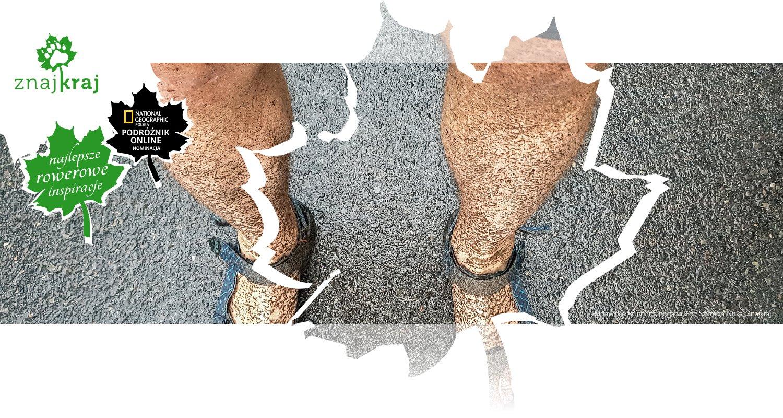 Rudawskie szutry na nogach