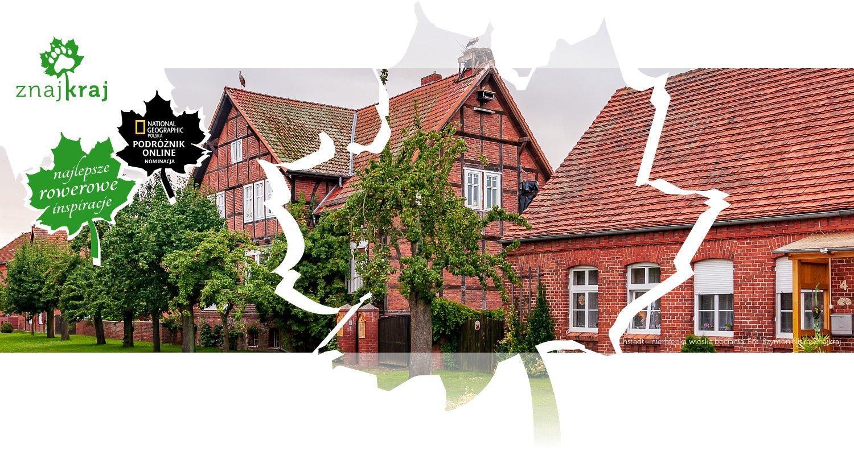 Rühstädt - niemiecka wioska bociania