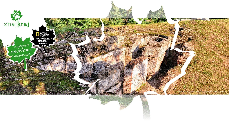 Ruina fortu - fort Borek