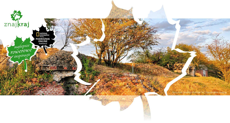 Ruiny fortu Twierdzy Przemyśl