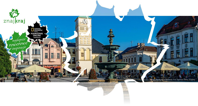 Rynek Masaryka w Karwinie