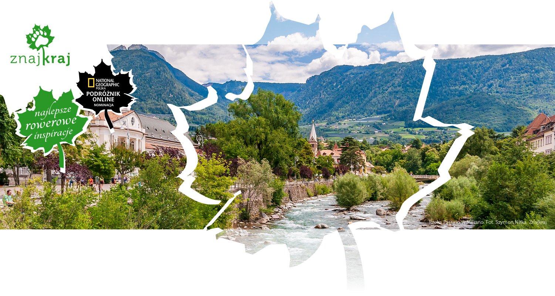 Rzeka Passirio w Merano