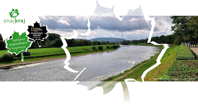 Rzeka San w Przemyślu
