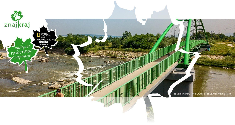 Rzeki dla rowerów - Velo Dunajec