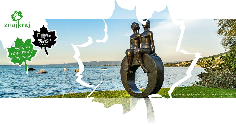 Rzeźba nad Jeziorem Bodeńskim