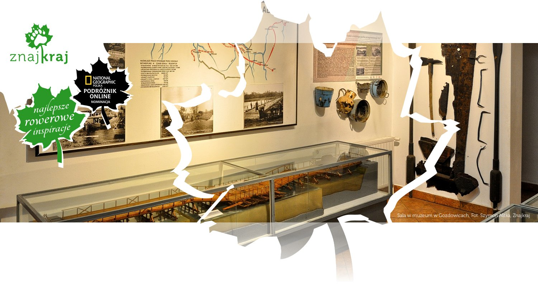 Sala w muzeum w Gozdowicach