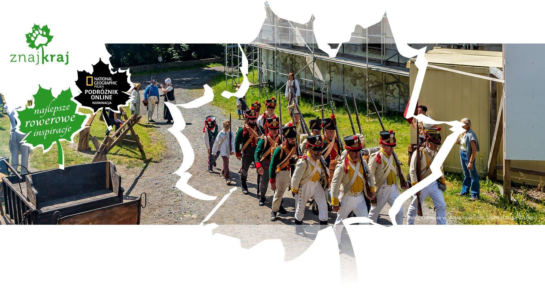 Sascy żołnierze w Wolkenstein