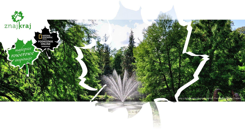 Sceny z bolestraszyckiego arboretum