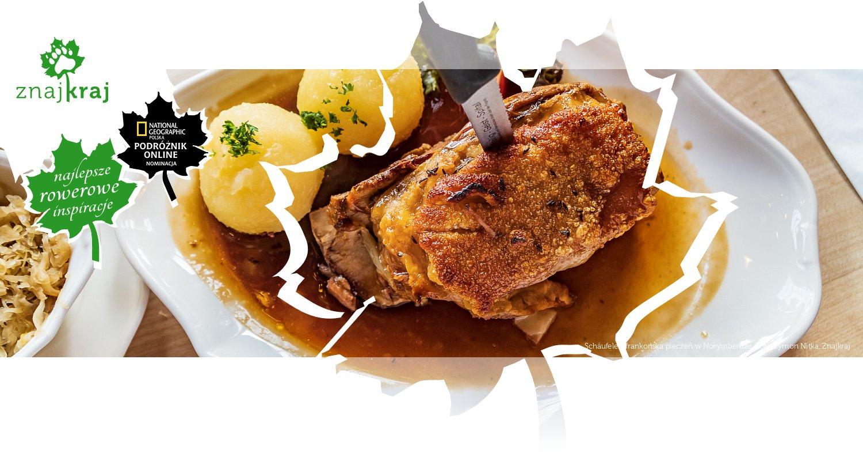 Schäufele - frankońska pieczeń w Norymberdze