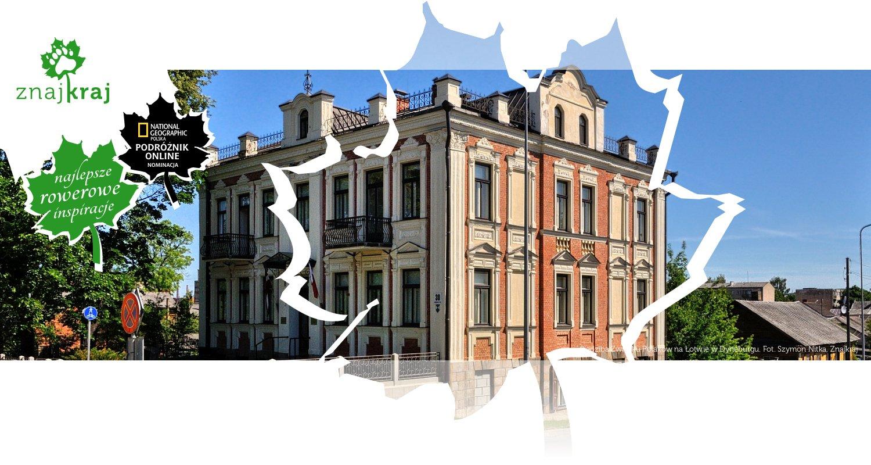 Siedziba Związku Polaków na Łotwie w Dyneburgu