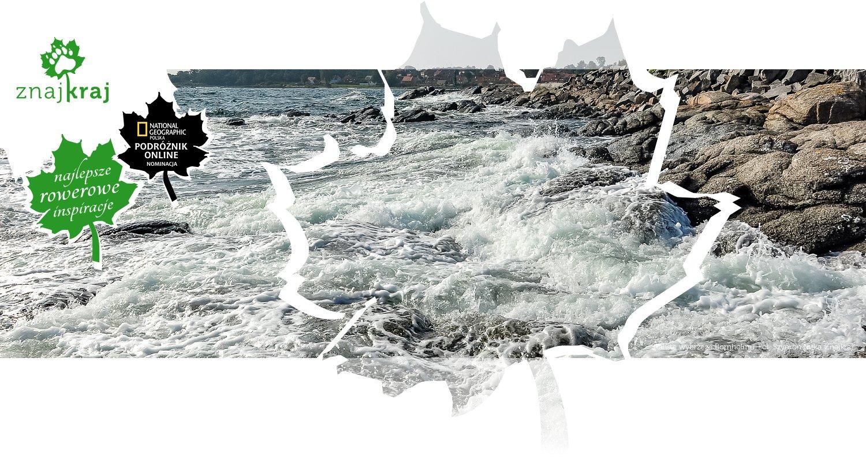 Skaliste wybrzeże Bornholmu
