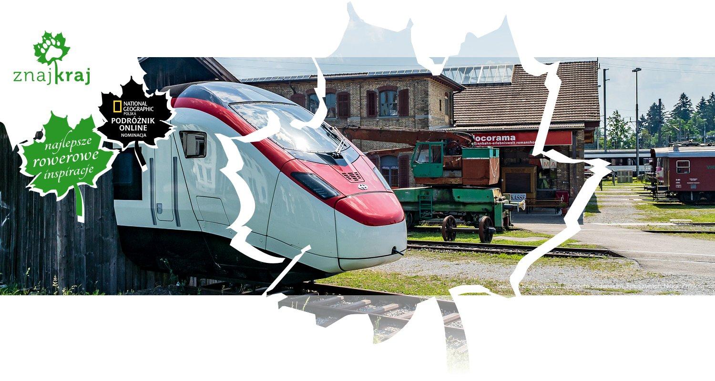 Skansen kolejowy nad Jeziorem Bodeńskim