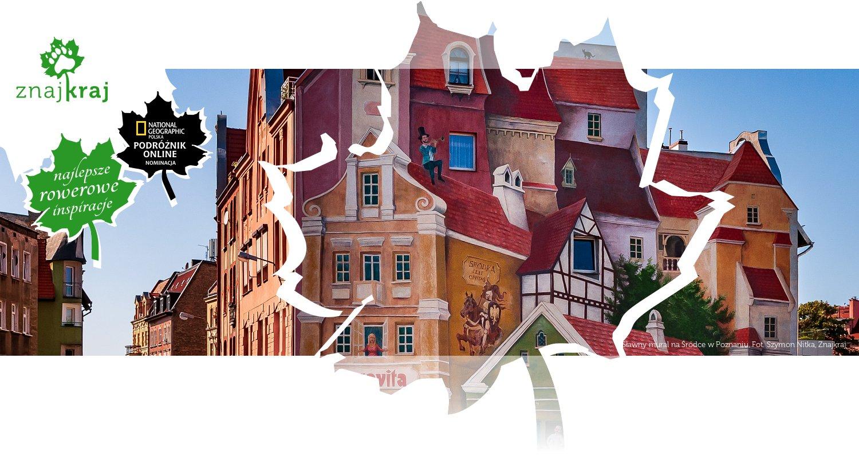 Sławny mural na Śródce w Poznaniu