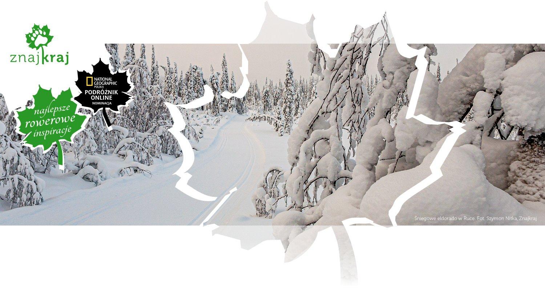 Śniegowe eldorado w Ruce