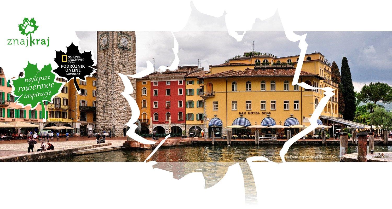Średniowieczna Torre Apponale w Riva del Garda