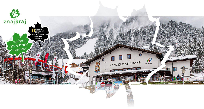 Stacja narciarska w Hirschegg