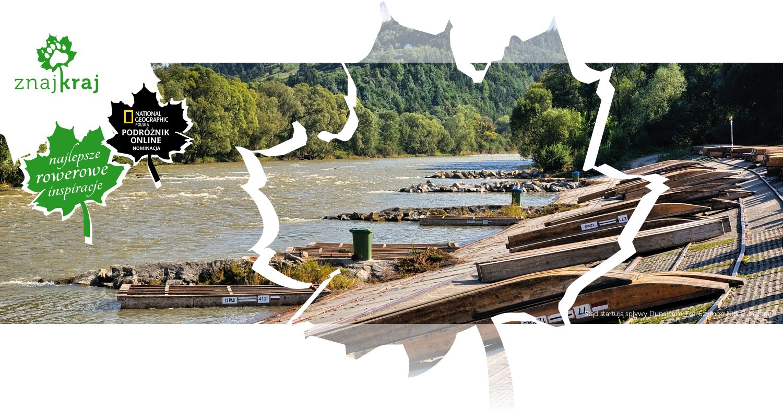 Stąd startują spływy Dunajcem