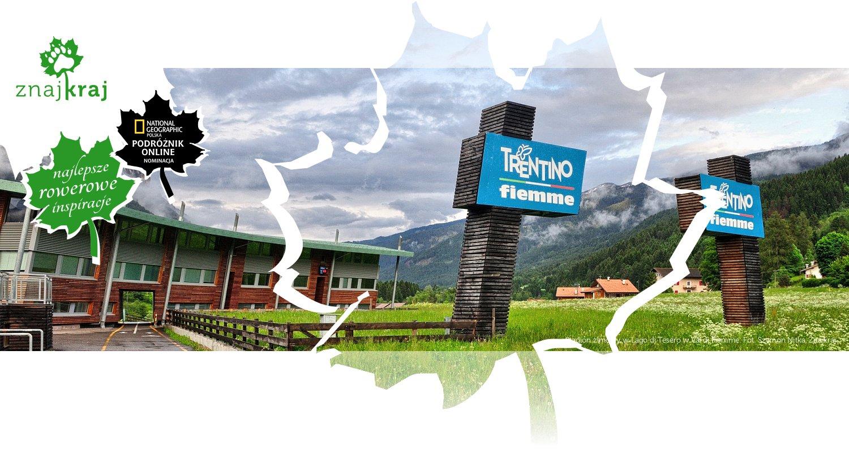 Stadion zimowy w Lago di Tesero w Val di Fiemme