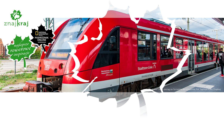 Stadttore-Linie - pociąg ze Szczecina do Schwerina
