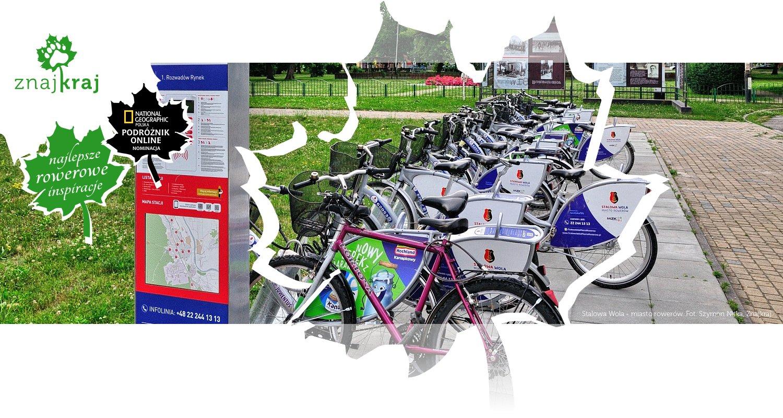 Stalowa Wola - miasto rowerów