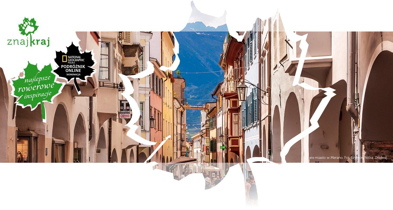 Stare miasto w Merano