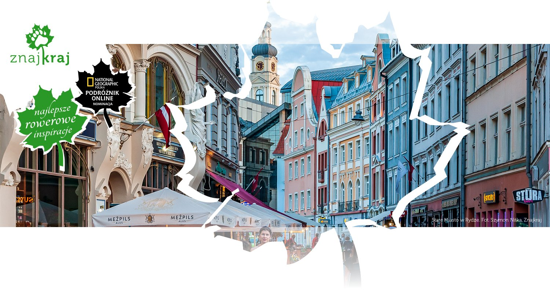 Stare Miasto w Rydze