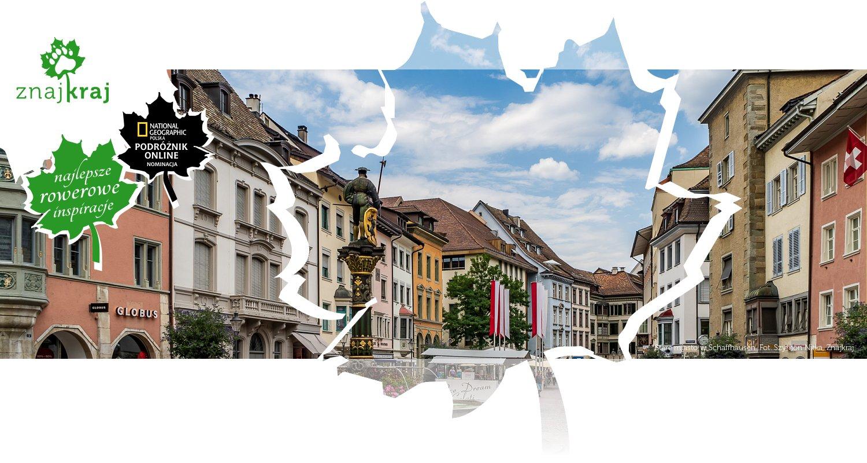 Stare miasto w Schaffhausen