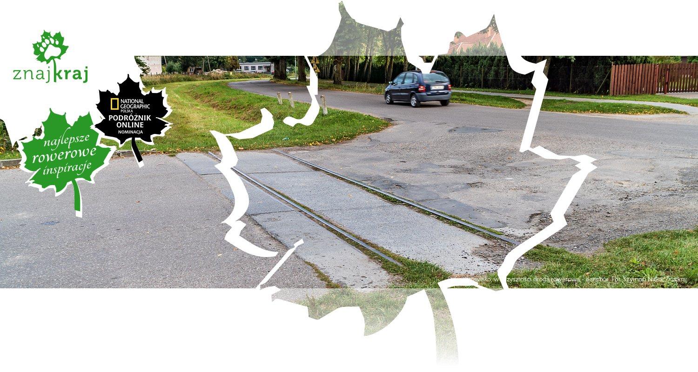 Stare torowisko, w przyszłości droga rowerowa - Karsibór