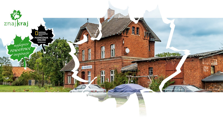 Stary dworzec kolejowy - Chlebowo