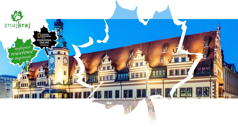 Stary Ratusz przy Rynku w Lipsku