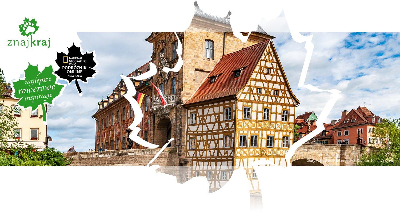 Stary Ratusz w Bambergu