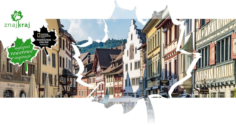 Stein am Rhein w Szwajcarii