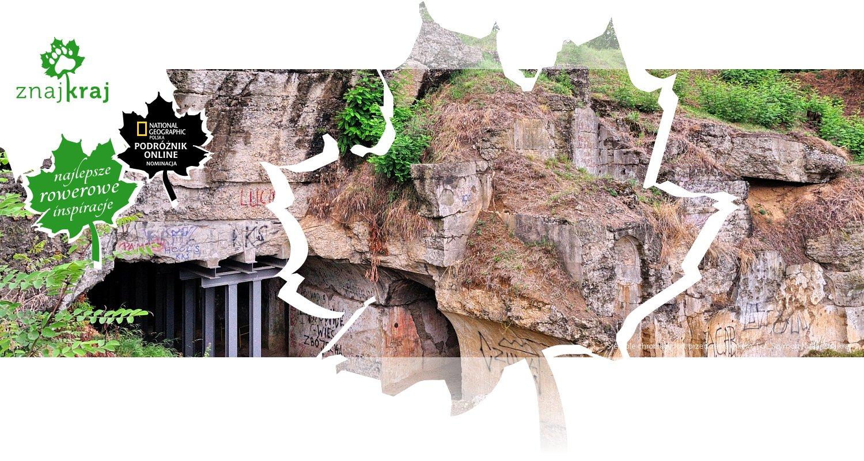 Stemple chroniące fort przed zawaleniem