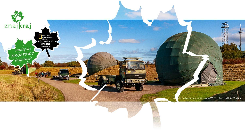 Stevnsfort - dawna baza wojskowa NATO