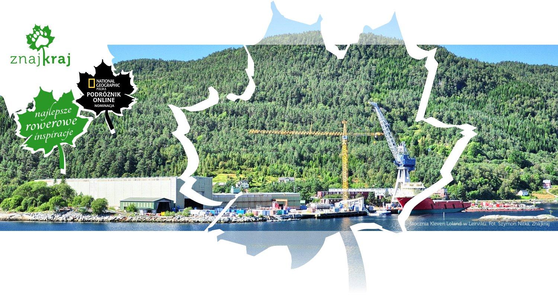Stocznia Kleven Loland w Leirviku